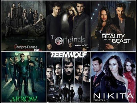 Top 5 best supernatural  tv shows