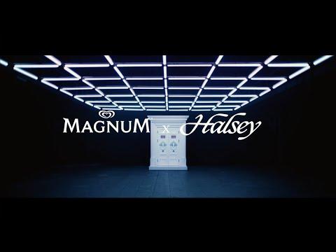 """HALSEY สาวแซ่บแห่งยุค แบรนด์แอมบาสเดอร์ของไอศกรีม """"MAGNUM""""  โชว์อะคูสติกไลฟ์ #TrueToPleasure"""""""