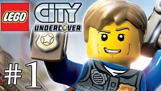 Gameplay / Let's Play sur LEGO City Undercover en francais (FR)! Abonne toi ici...