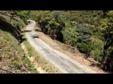 François DELECOUR test Lancia 037 Groupe B du Team Milano Racing