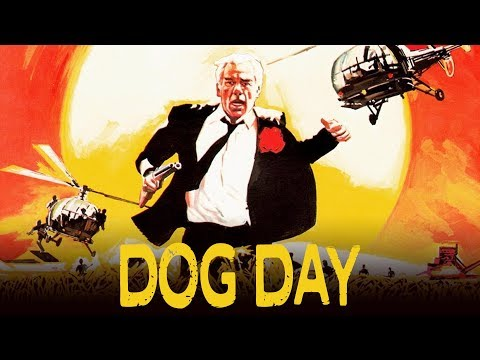 Dog Day (1980s Movie Trailer) | Drama Action Crime Film with Lee Marvin