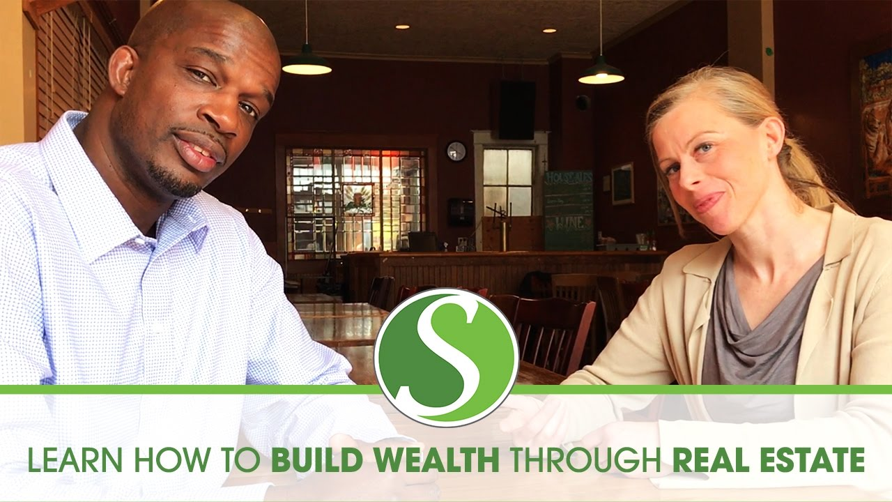 We Can Show You How to Build Wealth Through Real Estate
