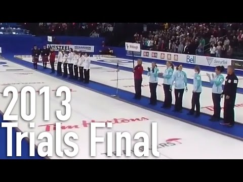 Jones vs. Middaugh – Tim Hortons Roar of the Rings Womens Final