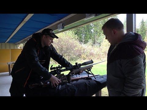 Сколько оружия у финнов Стреляю из Мосина - DomaVideo.Ru
