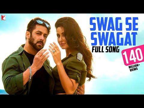 Swag Se Swagat | Full Song | Tiger Zinda Hai, Salman Khan, Katrina Kaif, Vishal Dadlani, Neha Bhasin