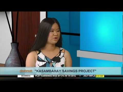 "Wise Investments Wednesday: ""Kasambahay Savings Project"""