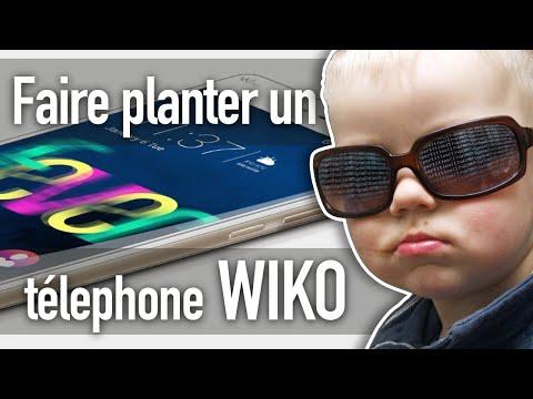 Wiko : une faille qui fait rebooter les téléphones à distance