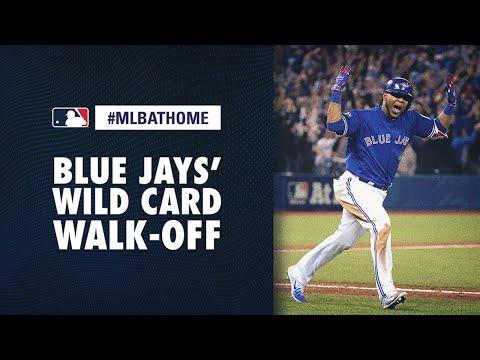 2016 AL Wild Card Game, Orioles vs. Blue Jays (Epic Edwin Walk-Off) | #MLBAtHome