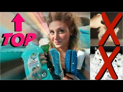✿I miei prodotti TOP per combattere i peli di cani e gatti!✿
