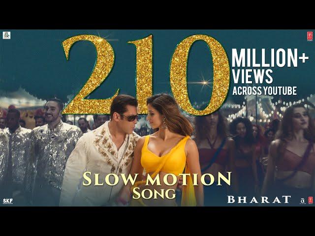 સલમાનની ફિલ્મ 'ભારત'નું પહેલું સોન્ગ 'સ્લો મોશન' રિલીઝ