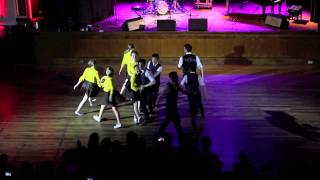 Hotfoot Strutters - 1st Place London Swing Festival