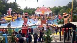 Tangerang Indonesia  city photos gallery : Ocean Park BSD City Tangerang Indonesia - Unofficial Video Holiday