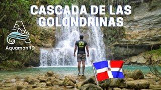 Cascada de Las Golondrinas, Salcedo | Uno de los saltos más hermosos de Rep. Dominicana – AquamanRD