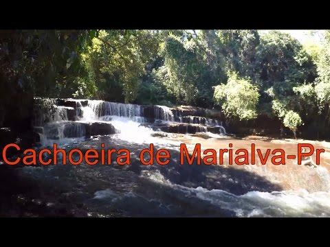 CACHOEIRA DE MARIALVA