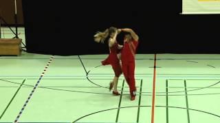 Shirley Urban & Sebastian Mattern - 31. Rhein-Sieg-Cup 2013