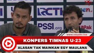 Download Video Luis Milla Ungkap Alasan Tidak Memainkan Egy Maulana Vikri di PSSI Anniversary Cup 2018 MP3 3GP MP4