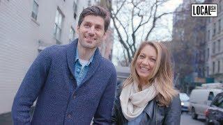 Ginger Zee & Ben Aaron Recreate Their First Date | 2nd First Date
