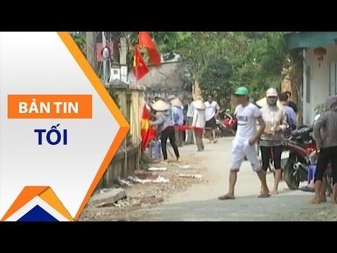 Xã Đồng Tâm đợi Chủ tịch Chung từng giờ | VTC1 - Thời lượng: 5 phút, 8 giây.