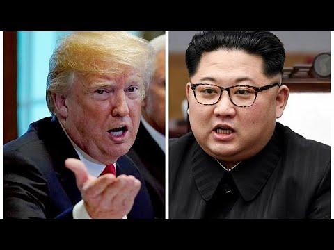 Trump kann sich vorstellen, Kim Jong Un in die USA ei ...
