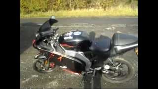 5. Aprilia rs 50 review and ride