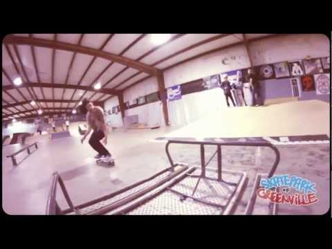 Pretty Sweet [FULL] skatepark of greenville edit