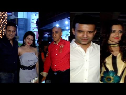 Bhagyashree With Her Husband Spotted At Hakkasan Resturant