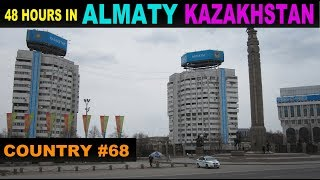 Almaty Kazakhstan  city photos : A Tourist's Guide to Almaty, Kazakhstan