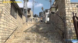 Safed Israel  city images : Safed oder auch Zfad in Israel