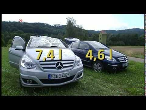 Mercedes b 170 w245 фотография