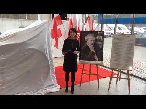 Wideo1: Odsłonięcie powozu Paderewskiego w salonie Ciesiołka Auto Group