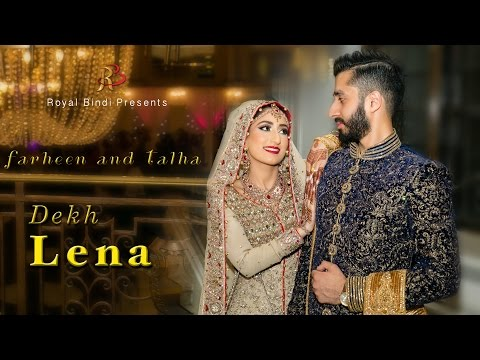 Muslim Wedding Highlight I Grand Connaught Rooms - Asian Wedding Cinematography