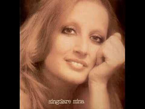 Tekst piosenki Mina - Ancora Dolcemente po polsku