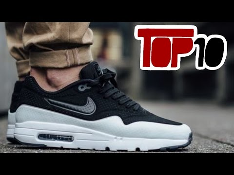 Thumbnail for video 7Tmi2nePyQk. Top 10 Upcoming Nike Shoes ...
