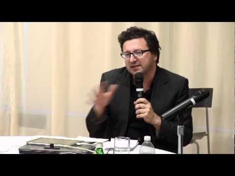 Forensic Ästhetik - Schlusswort: Srdjan Jovanovic Weiss | The New School