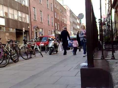 Dublin On A Saturday Afternoon - South William Street...