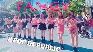 [KPOP IN PUBLIC CHALLENGE] TWICE - FANCY Dance Cover by FDS