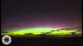 Aurora Borealis Llandudno