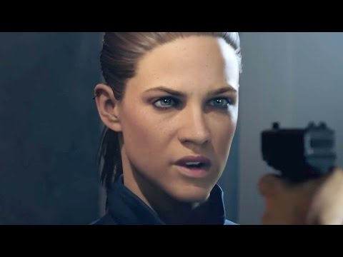WOULD YOU SHOOT? / Quantum Break / Part 2