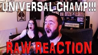 Nonton Universal Champ    Live Reaction Wwe Raw 29th August 2016 Film Subtitle Indonesia Streaming Movie Download