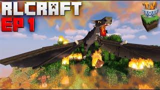 RLCraft is TORTURE - Ep 1 [Minecraft Modpack]