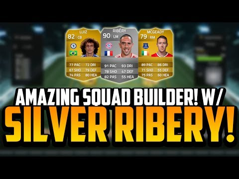 silver - Can we get 1500 LIKES for THE SILVER RIBÉRY!? :D FIFA 14 COINS! - http://www.thefifashop.co.uk/#_a_Messi10 Use discount code