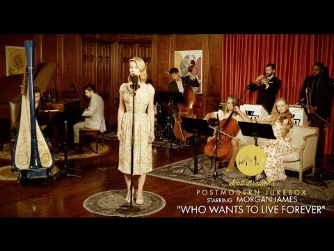 Who Wants to Live Forever – Queen ('West Side Story' Style Cover) ft. Morgan James