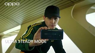 OPPO Reno2 - Ultra Steady Mode