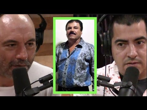Joe Rogan | The Influence of El Chapo w/Ed Calderon