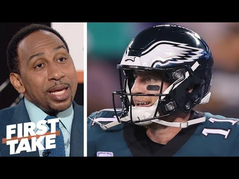 Stephen A.: Eagles win over 'pathetic' Giants gives 'no evidence' they are back   First Take