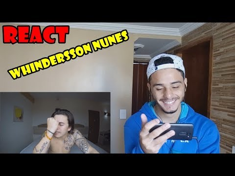 Whindersson Nunes - REACT- COISA DE IRMÃO (WhinderssonNunes