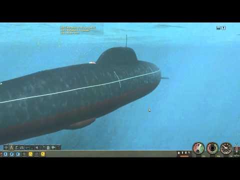 все подводные лодки в silent hunter 5