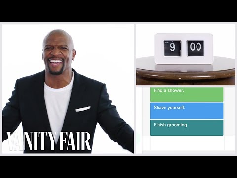 Everything Terry Crews Does in a Day   Vanity Fair