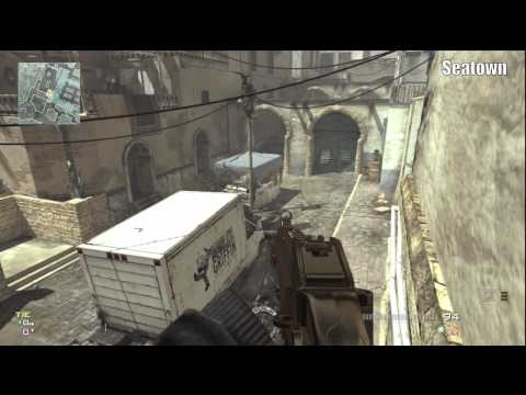 MW3 Glitches: *NEW* Best Online Spots! (Seatown, Dome)