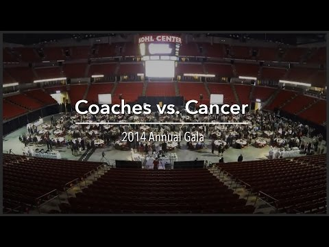 2014 Coaches vs. Cancer Wisconsin Gala
